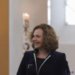 Minister Schippers, Preek van de Leek, Paaskerk, Baarn